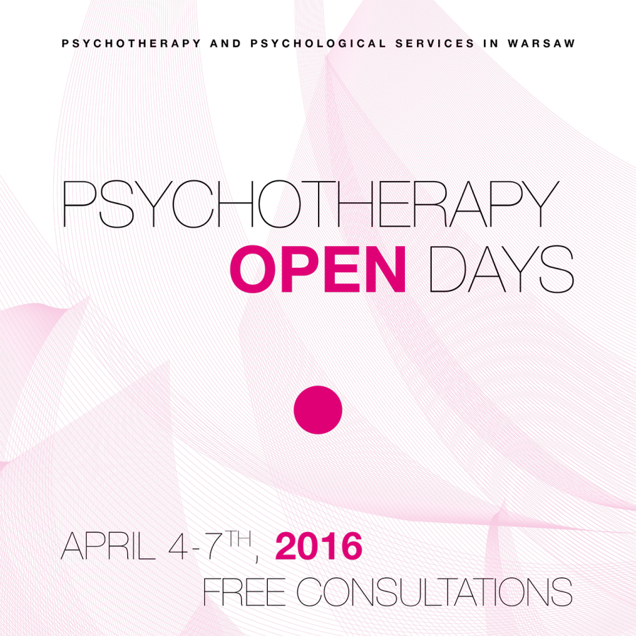 psychotherapy open days 2016
